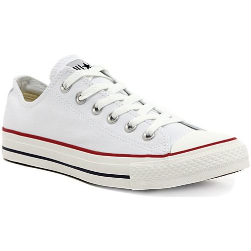 Παπούτσια Γυναίκα Χαμηλά Sneakers Converse ALL STAR OX  OPTICAL WHITE Multicolore
