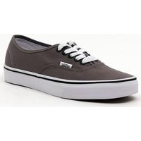 Παπούτσια Άνδρας Χαμηλά Sneakers Vans AUTHENTIC PEWTER_BLACK Multicolore