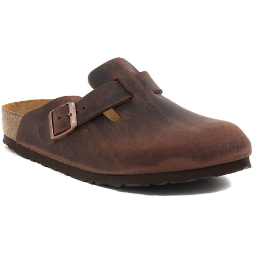 Παπούτσια Σαμπό Birkenstock BOSTON HABANA cal s Multicolore