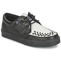 Παπούτσια Derby TUK CREEPERS SNEAKERS Black / άσπρο
