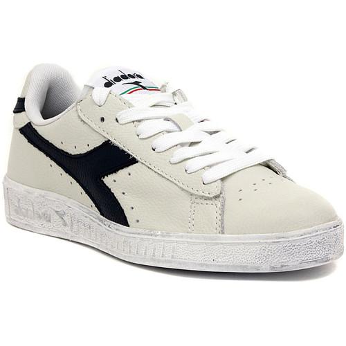 Παπούτσια Χαμηλά Sneakers Diadora GAME LOW WAXED BLU Multicolore
