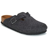 Παπούτσια Σαμπό Birkenstock BOSTON Grey