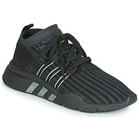 Παπούτσια Άνδρας Χαμηλά Sneakers adidas Originals EQT SUPPORT MID ADV PK Black