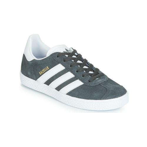 Παπούτσια Παιδί Χαμηλά Sneakers adidas Originals GAZELLE C Grey