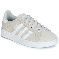Παπούτσια Παιδί Χαμηλά Sneakers adidas Originals CAMPUS C Grey