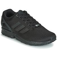 Παπούτσια Άνδρας Χαμηλά Sneakers adidas Originals ZX FLUX Black