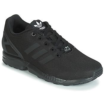 Παπούτσια Αγόρι Χαμηλά Sneakers adidas Originals ZX FLUX J Black
