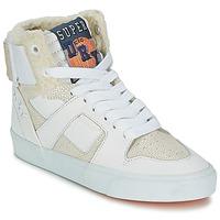 Παπούτσια Γυναίκα Ψηλά Sneakers Superdry MARIAH HIGH TOP άσπρο