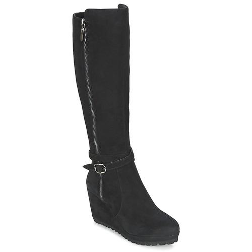 Παπούτσια Γυναίκα Μπότες για την πόλη Moda In Pelle SITA Black