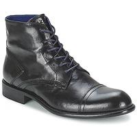 Παπούτσια Άνδρας Μπότες Azzaro EPICOR Black