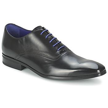 Παπούτσια Άνδρας Richelieu Azzaro NOBODAN Black