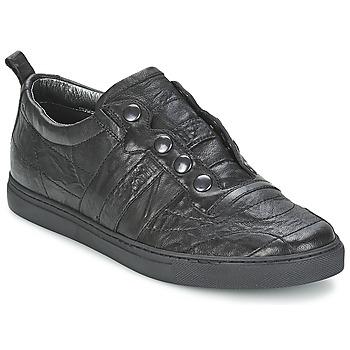 Παπούτσια Άνδρας Χαμηλά Sneakers Bikkembergs SOCCER CAPSULE 522 Black