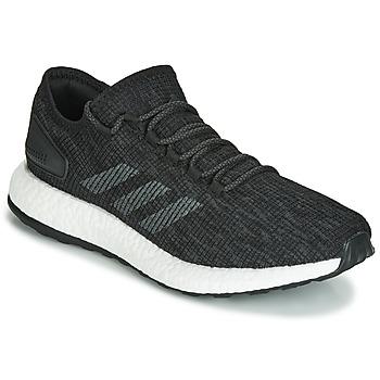 Παπούτσια Άνδρας Ποδοσφαίρου adidas Originals PureBOOST Black