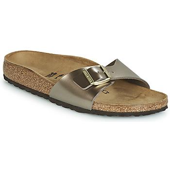 Παπούτσια Γυναίκα Τσόκαρα Birkenstock MADRID Bronze