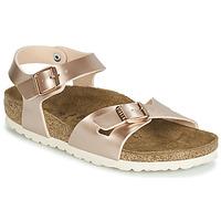 Παπούτσια Κορίτσι Σανδάλια / Πέδιλα Birkenstock RIO Ροζ