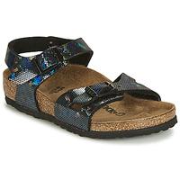 Παπούτσια Κορίτσι Σανδάλια / Πέδιλα Birkenstock RIO Black