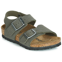 Παπούτσια Αγόρι Σανδάλια / Πέδιλα Birkenstock NEW YORK Grey