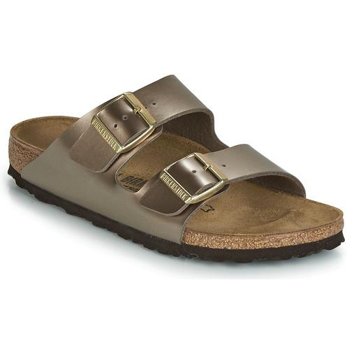Παπούτσια Γυναίκα Τσόκαρα Birkenstock ARIZONA Bronze