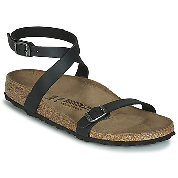 Παπούτσια Γυναίκα Σανδάλια / Πέδιλα Birkenstock DALOA Black