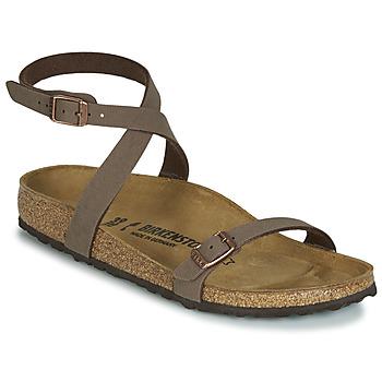 Παπούτσια Γυναίκα Σανδάλια / Πέδιλα Birkenstock DALOA Brown