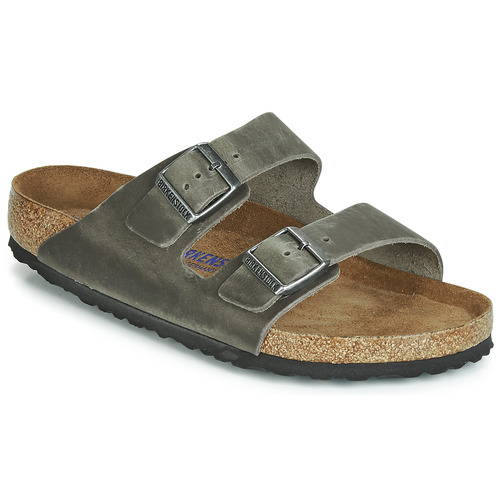 Παπούτσια Άνδρας Τσόκαρα Birkenstock ARIZONA SFB Grey