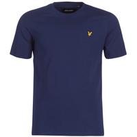 Υφασμάτινα Άνδρας T-shirt με κοντά μανίκια Lyle & Scott FAFARLIBE Marine