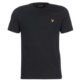 Υφασμάτινα Άνδρας T-shirt με κοντά μανίκια Lyle & Scott FAFARLIBE Black