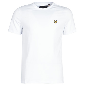 Υφασμάτινα Άνδρας T-shirt με κοντά μανίκια Lyle & Scott FAFARLITE Άσπρο