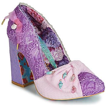Παπούτσια Γυναίκα Γόβες Irregular Choice TI AMO Violet