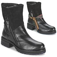Παπούτσια Γυναίκα Μπότες Felmini CLARA Black