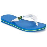 Παπούτσια Αγόρι Σαγιονάρες Ipanema CLASSICA BRASIL II KIDS Μπλέ / Άσπρο