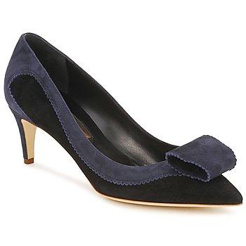 Παπούτσια Γυναίκα Γόβες Rupert Sanderson BESSIE Μπλέ / Black