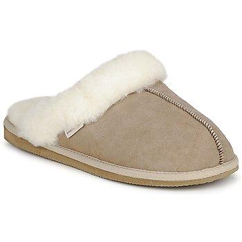 Παπούτσια Γυναίκα Παντόφλες Shepherd JESSICA Beige