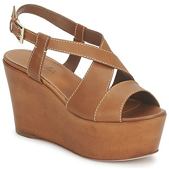 Παπούτσια Γυναίκα Σανδάλια / Πέδιλα Sebastian S5270 Nude