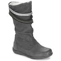 Παπούτσια Κορίτσι Μπότες για την πόλη Primigi CHARLIZE Black