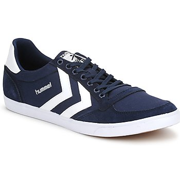 Παπούτσια Χαμηλά Sneakers Hummel TEN STAR LOW CANVAS MARINE
