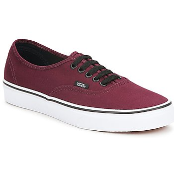 Παπούτσια Χαμηλά Sneakers Vans AUTHENTIC BORDEAUX
