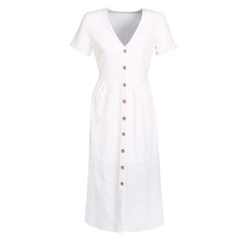 Υφασμάτινα Γυναίκα Μακριά Φορέματα Betty London KIGAGE Άσπρο