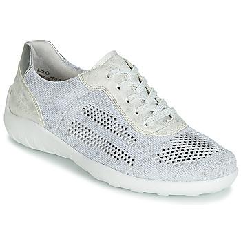 Παπούτσια Γυναίκα Χαμηλά Sneakers Remonte Dorndorf ZERBA Silver