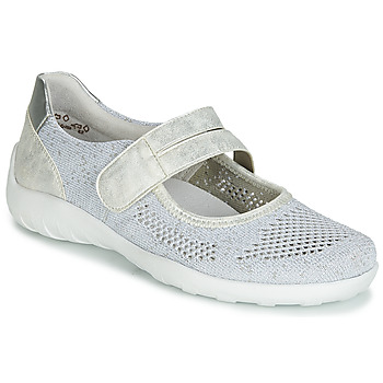 Παπούτσια Γυναίκα Μπαλαρίνες Remonte Dorndorf HUIJI Silver
