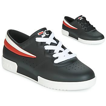 Παπούτσια Γυναίκα Χαμηλά Sneakers Melissa SNEAKER + FILA Black