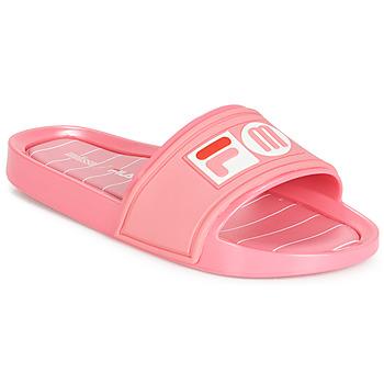 Παπούτσια Γυναίκα σαγιονάρες Melissa SLIDE + FILA Ροζ