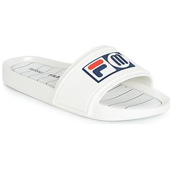 Παπούτσια Γυναίκα σαγιονάρες Melissa SLIDE + FILA Άσπρο