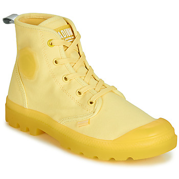 Παπούτσια Γυναίκα Μπότες Palladium PAMPALICIOUS Yellow