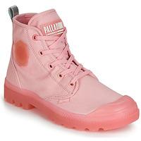 Παπούτσια Γυναίκα Μπότες Palladium PAMPALICIOUS Ροζ