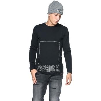 Μπλουζάκια με μακριά μανίκια Brokers ΑΝΔΡΙΚΟ T-SHIRT