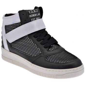Παπούτσια Άνδρας Ψηλά Sneakers Cult  Black