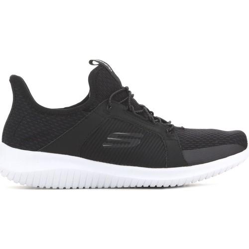 Παπούτσια Γυναίκα Χαμηλά Sneakers Skechers Ultra Flex 12832-BLK black