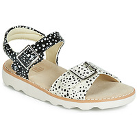 Παπούτσια Κορίτσι Σανδάλια / Πέδιλα Clarks Crown Bloom K Black