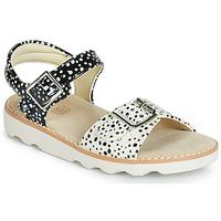 Παπούτσια Κορίτσι Σανδάλια / Πέδιλα Clarks Crown Bloom T Black